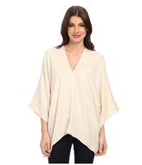Love Quotes Rayon Shiva Cover Up Cashmere Women's Sweater Brown