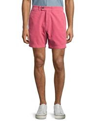 Brooks Brothers Corduroy Shorts Blush