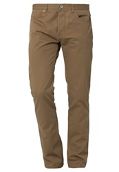 United Colors Of Benetton Slim Fit Jeans Tabacco Light Brown
