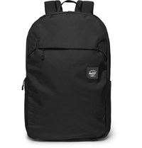 Herschel Supply Co Mammoth Large Dobby Nylon Backpack Black