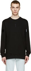 D By D Black Back Zip L1r Pullover
