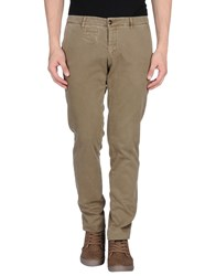 J.W. Tabacchi Casual Pants Military Green