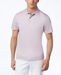Tasso Elba Men's Polo Only At Macy's Lavender Sky