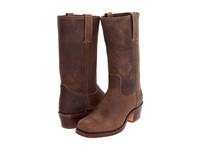 Frye Cavalry 12L Tan Leather Men's Pull On Boots