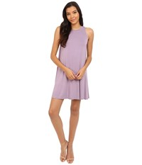 Culture Phit Toni Sleeveless Dress Lavender Mist Women's Dress Purple