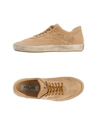 Cesare Paciotti 4Us Footwear Low Tops And Trainers Men Sand