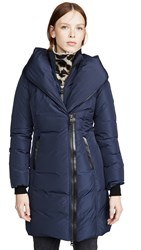 Mackage Kay Jacket Navy