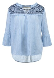 Abercrombie And Fitch Blouse Light Blue