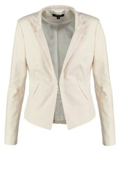 Comma Blazer White