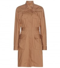 Bottega Veneta Cotton Dress Brown