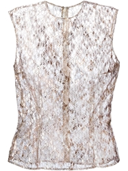 Mary Katrantzou 'Geroba' Tank Top