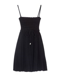 Juicy Couture Short Dresses Black