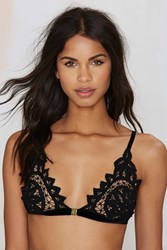 Nasty Gal Anabella Lace Bralette