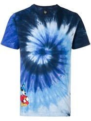 Vans X Disney Mickey T Shirt Blue