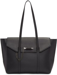 Mackage Black Barton Shopper Tote