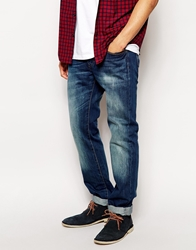 United Colors Of Benetton Regular Fit Jeans With Blasting Blue