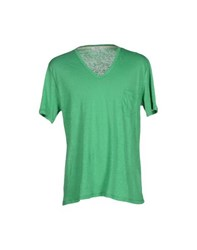 Gran Sasso Topwear T Shirts Men Green