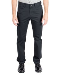 English Laundry Greenwich Stretch Cotton Pants Black