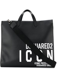 Dsquared2 Large Icon Tote 60