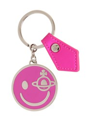 Vivienne Westwood Smiley Key Chain