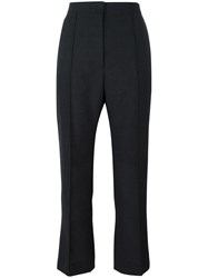 Marni Kick Flare Trousers Grey
