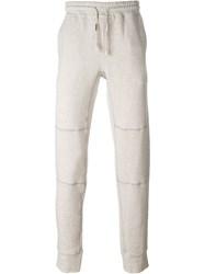 Eleventy Track Pants Nude And Neutrals