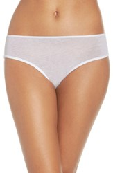 Skin Women's Organic Cotton Briefs White