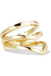Arme De L'amour Gold Plated Ring 3