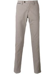 Eleventy Chino Trousers Nude Neutrals