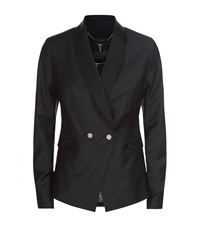 Ted Baker Tiorna Double Breasted Blazer Female Black