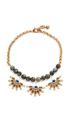 Lulu Frost Marjorelle Necklace Gold