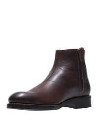 Wolverine Montague Leather Chelsea Boots Brown