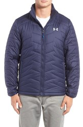 Under Armour Men's Coldgear Reactor Packable Quilted Jacket Midnight Navy