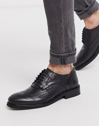 Ben Sherman Lace Up Shoes In Black