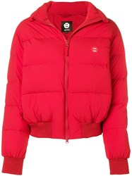 Aspesi Puffer Jacket Red