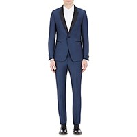 Paul Smith Exclusive Men's Single Button Kensington Tuxedo Navy