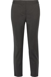 L'agence Pierre Woven Slim Fit Pants Black