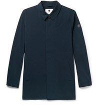 Nn.07 Nn07 Tyler Waterproof Stretch Shell Jacket Navy