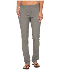 Royal Robbins Alpine Road Pants Pewter Women's Casual Pants