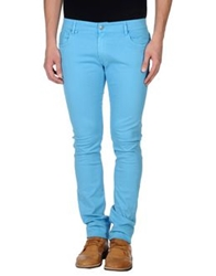 Jcolor Casual Pants Turquoise