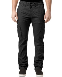 Buffalo David Bitton Casper X Pants Black