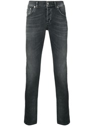 Dondup Ritchie Skinny Jeans Black