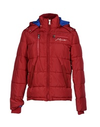 Joe Rivetto Jackets Red