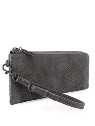 Folli Follie Foliage Camel Wallet Grey
