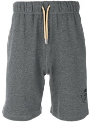 Diesel Only The Brave Shorts Grey