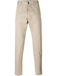 Dsquared2 Chino Trousers Nude And Neutrals