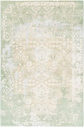 Chandra Vingel 36805 Rectangular Hand Knotted Traditional Area Rug Beige
