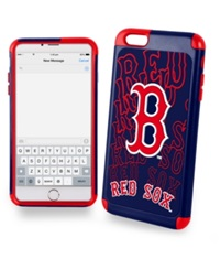 Forever Collectibles Boston Red Sox Iphone 6 Plus Case Navy