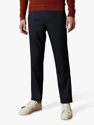 Ted Baker Beeztro Suit Trousers Navy Blue