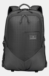Victorinox Swiss Armyr Men's Army 'Altmont' Backpack Black